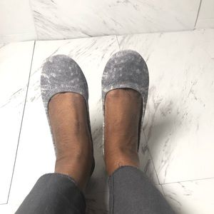 Lucky Brand | Women's Gray Ballet Shoes Size 9